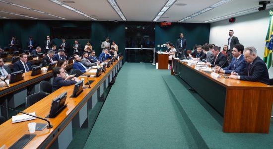 Comissão especial da Câmara
