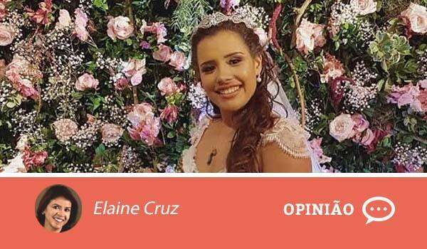 Opiniao - Elaine Cruz