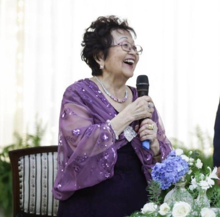 Dra. Neuza Itioka, do Ministério Ágape Reconciliação.