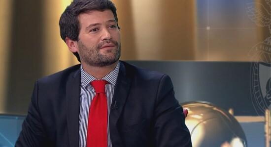 André Ventura é expoente do crescimento da direita conservadora em Portugal