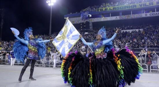 Águia de Ouro conquistou seu primeiro título do Carnaval em São Paulo