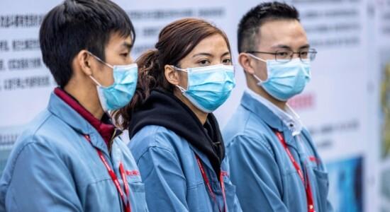 Casos de coronavírus na China já alcançam 74 mil pessoas
