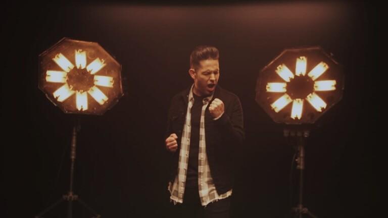 Pr. Lucas gravou clipe de Dono de Todas as Canções