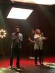 Pr. Lucas e Aline Barros gravaram clipe de Paraíso no Deserto