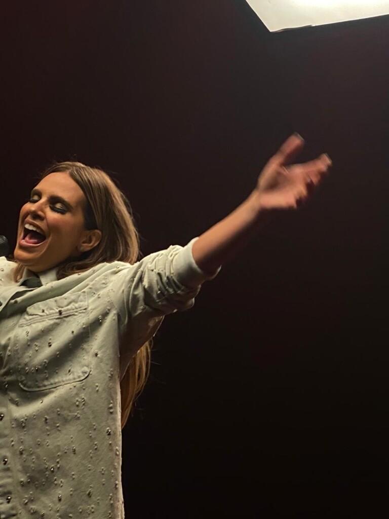 Paraíso no Deserto teve participação de Aline Barros