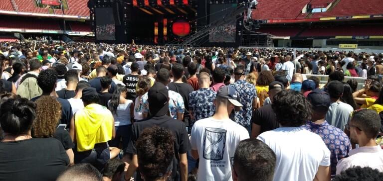 The Send São Paulo
