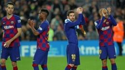 Atletas do Barcelona chegaram a acordo sobre corte de salários
