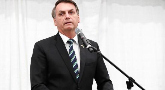 Presidente Jair Bolsonaro volta a mostrar preocupação com os empregos