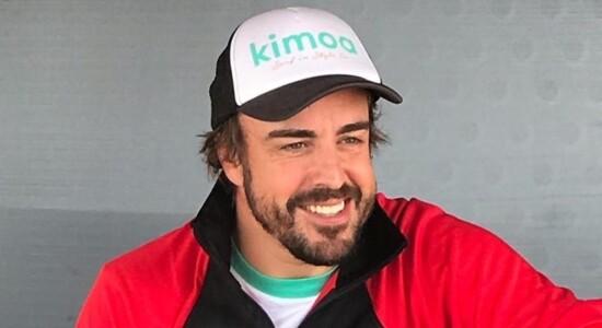 Fernando Alonso fez doação para combate ao coronavírus