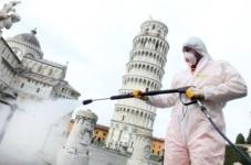 Itália toma medidas contra o novo coronavírus