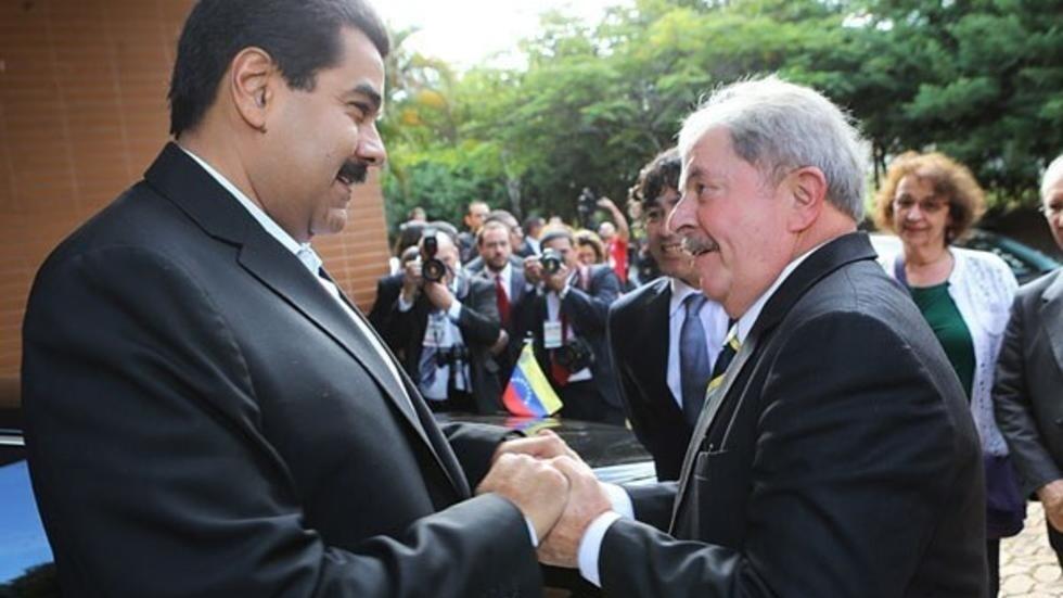 Em entrevista, Lula defende ditador venezuelano | Brasil | Pleno.News