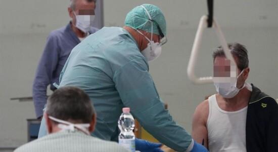 Itália registra menor número de mortes dos últimos seis dias