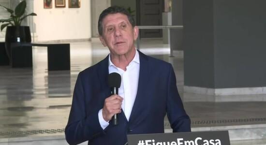 David Uip se esquivou novamente de pergunta sobre cloroquina