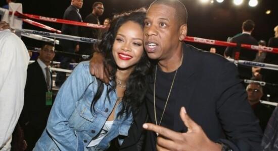 Rihanna e Jay-Z fizeram doações para combate ao coronavírus