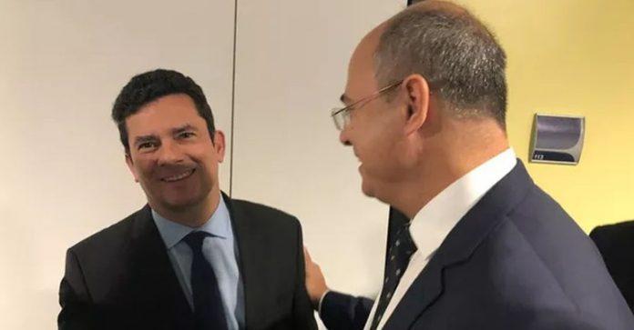 Witzel vai criar 'Secretaria de Justiça' para ter Sergio Moro ...